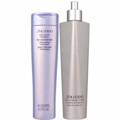 Shiseido Hair Care Kit Cabelos Com Queda (2 Produtos)