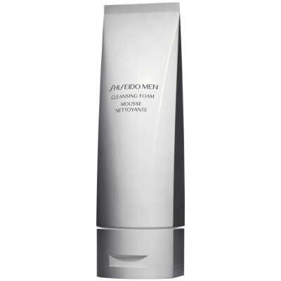 Shiseido Men Cleansing Foam - Espuma de Limpeza 125ml