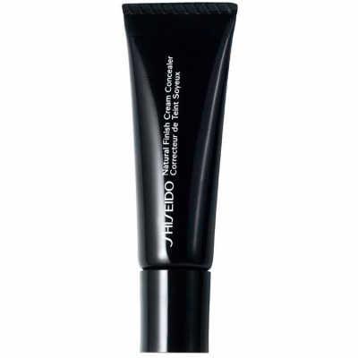 Shiseido Natural Finish Cream Concealer 5 Deep Bronze - Corretivo 10g