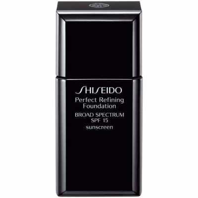 Shiseido Perfect Refining Foundation SPF 15 I60 Deep Ivory - Base Líquida 30ml