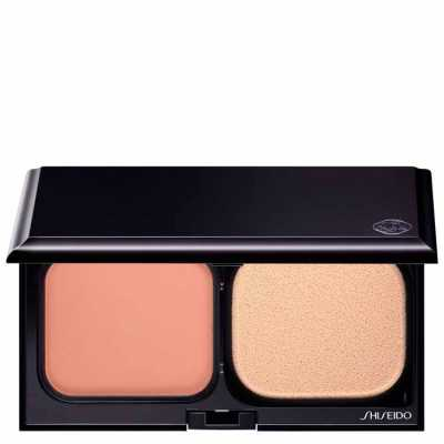 Shiseido Sheer Matifying Compact Fps 10 B40 Medium Beige - Base Compacta Refil 9,8g