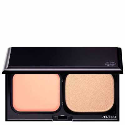 Shiseido Sheer Matifying Compact Fps 10 I00 Very Light Ivory - Base Compacta Refil 9,8g