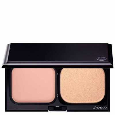 Shiseido Sheer Matifying Compact Fps 10 I20 Light Ivory - Base Compacta Refil 9,8g