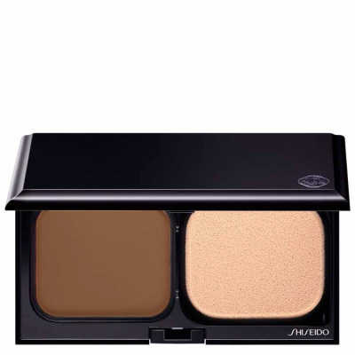 Shiseido Sheer Matifying Compact D20 Rich Brown - Base Compacta 9,8g