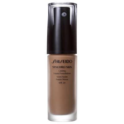 Shiseido Synchro Skin Lasting Liquid Foundation N4 Neutral 4 - Base Líquida 30ml