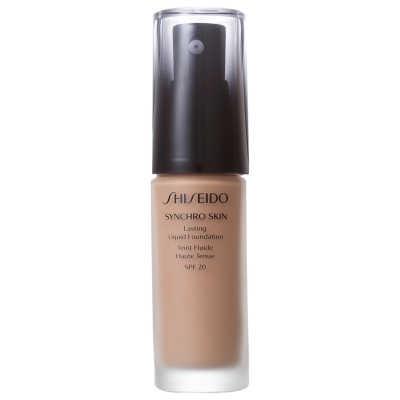 Shiseido Synchro Skin Lasting Liquid Foundation R4 Rose 4 - Base Líquida 30ml