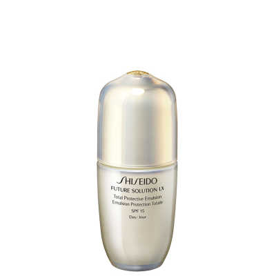 Shiseido Future Solution LX Total Protective Emulsion SPF 15 – Anti-Idade 75ml