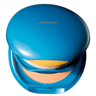 Shiseido UV Protective Compact Foundation FPS 35 Medium Ivory - Base Compacta Refil 12g