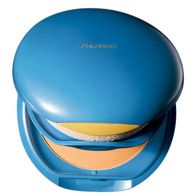 Shiseido UV Protective Compact Foundation FPS 35 Medium Ochre - Base Compacta Refil 12g