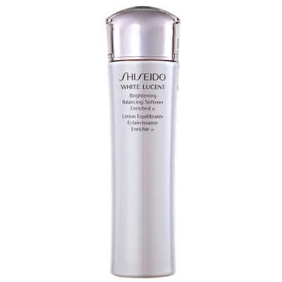 Shiseido White Lucent Brightening Balancing Softner Enriched - Tônico Clareador 150ml