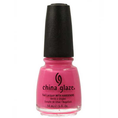 China Glaze Shocking Pink - Esmalte 14ml