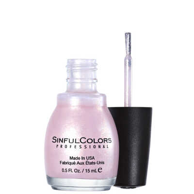 SinfulColors Professional Glass Pink 376 - Esmalte 15ml