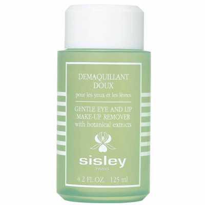 Sisley Demaquillant Doux Pour Les Yeux Et Les Lèvres - Demaquilante para Olhos e Lábios 125ml