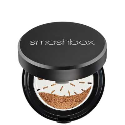 Smashbox Halo Hydrating Perfecting Powder Medium - Pó Compacto 15g