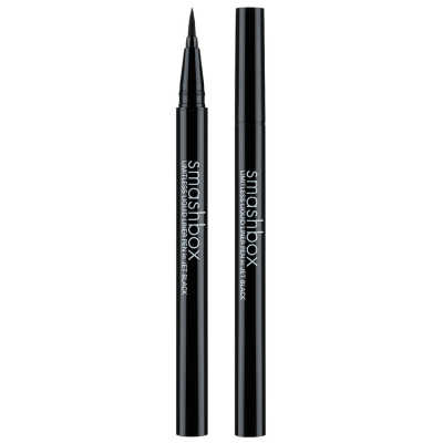 Smashbox Limitless Waterproof Liquid Liner Pen Jet Black - Caneta Delineadora 0,6g