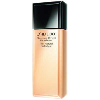 Shiseido Smk Sheer and Perfect Foundation I40 Base Perfeita e Natural I40 30ml