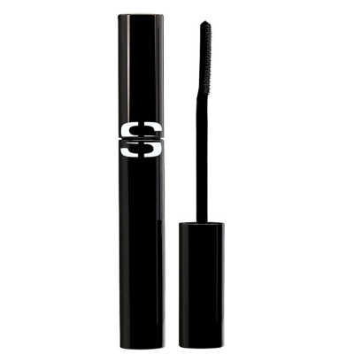 Sisley So Intense Mascara Étoffant Fortifiant 1 Deep Black - Máscara de Cílios 7,5ml