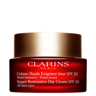 Clarins Super Restorative Day Cream Spf 20 - Creme Diurno 50ml