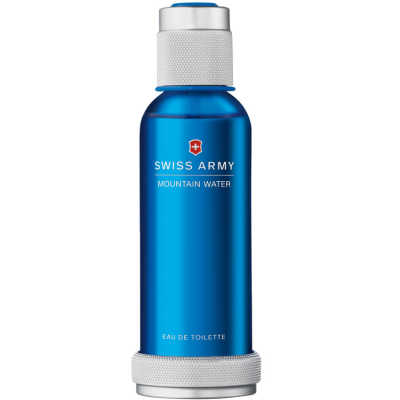 Swiss Army Mountain Water Victorinox Eau de Toilette - Perfume Masculino 100ml