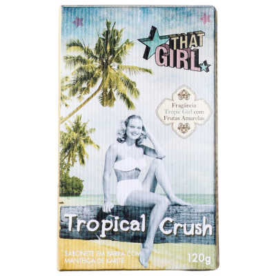 That Girl Tropical Crush - Sabonete em Barra 120g
