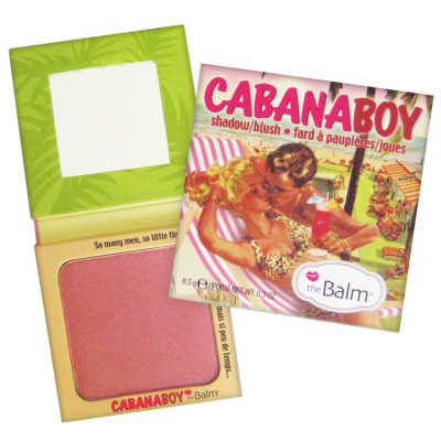 the Balm Cabana Boy - Blush e Sombra 8.5g