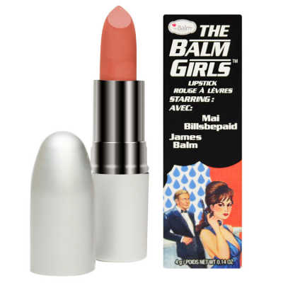 the Balm Girls Lip Stick Batom Mai Billsbepaid