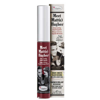 the Balm Meet Matt (e) Hughes Adoring - Batom Líquido 7,4ml
