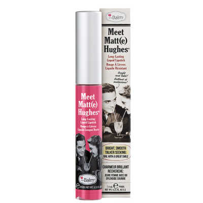 the Balm Meet Matt (e) Hughes Chivalrous - Batom Líquido 7,4ml