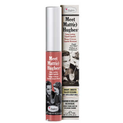 the Balm Meet Matt (e) Hughes Committed - Batom Líquido 7,4ml
