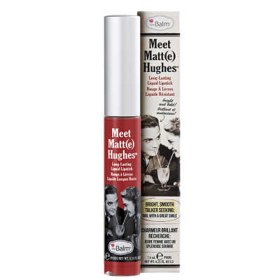 the Balm Meet Matt (e) Hughes Loyal - Batom Líquido 7,4ml