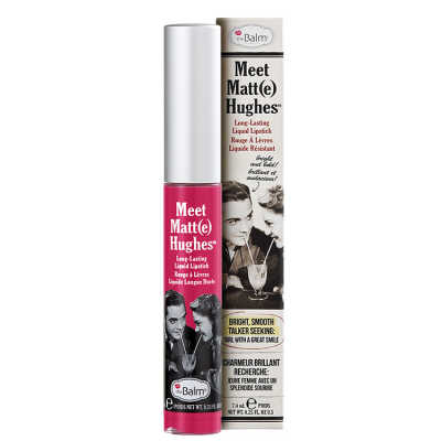 the Balm Meet Matt (e) Hughes Sentimental - Batom Líquido 7,4ml