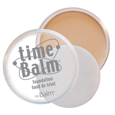 the Balm Time Balm Foundation - Light Medium 21.3g
