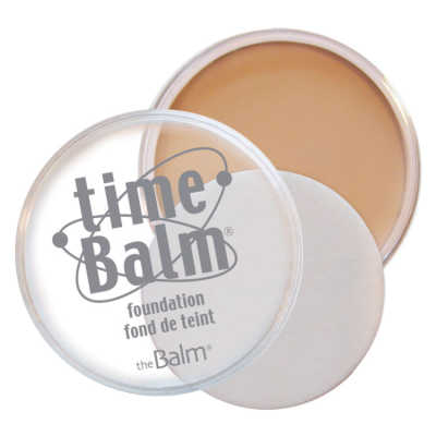 the Balm Time Balm Foundation - Mid Medium 21.3g