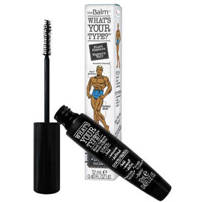 the Balm What'S Your Type? Body Builder - Máscara de Volume e Definição para Cílios 12ml