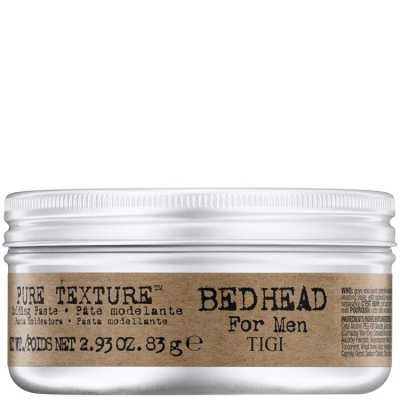 TIGI Bed Head For Men Pure Texture Molding Paste - Pasta Modeladora 83g