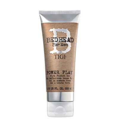 TIGI Bed Head For Men Power Play Firm Finish - Gel Modelador 200ml