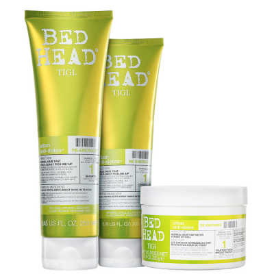 TIGI Bed Head Urban Anti+Dotes #1 Re-Energize Trio Kit (3 Produtos)