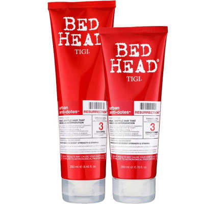 TIGI Bed Head Urban Anti+Dotes #3 Resurrection Duo Kit (2 Produtos)