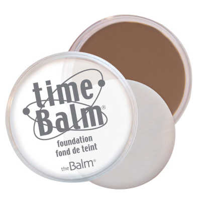 the Balm Time Balm Foundation Dark - Base 21.3g