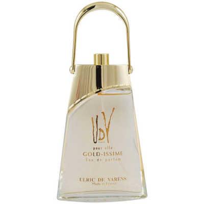 Ulric de Varens Perfume Feminino Gold-Issime - Eau de Parfum 75ml
