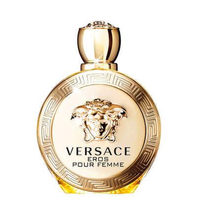 Versace Perfume Feminino Eros Pour Femme - Eau de Parfum 30ml