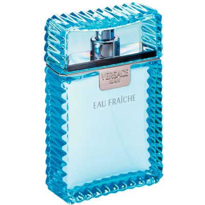 Versace Perfume Masculino Man Eau Fraîche - Eau de Toilette 30ml