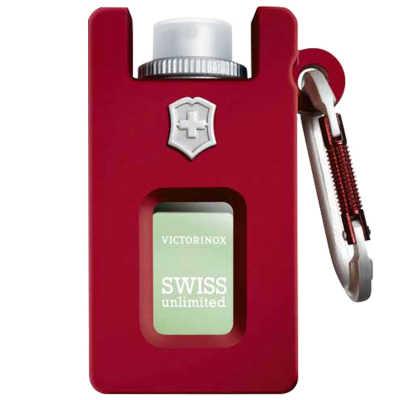 Swiss Unlimited Victorinox Eau de Toilette - Perfume Masculino 75ml