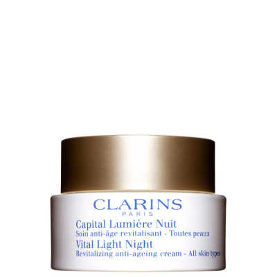 Clarins Vital Light Night - Anti-Idade Noturno 50ml