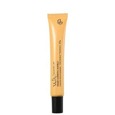Vult Make Up Corretivo Colorido Amarelo - Primer 20g