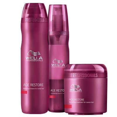 Wella Professionals Age Restore Kit (3 Produtos)