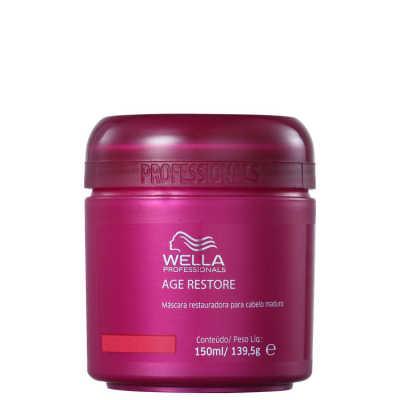 Wella Professionals Age Restore Máscara - Tratamento 150ml