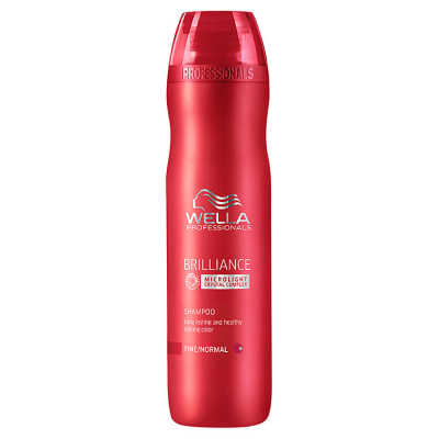 Wella Professionals Brilliance - Shampoo 250ml