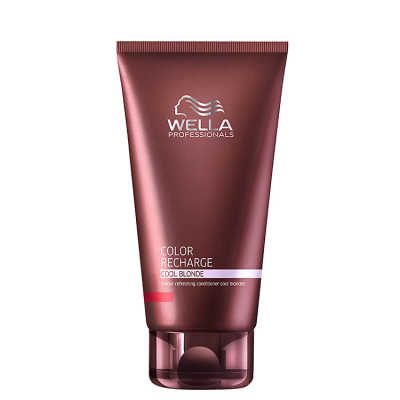 Wella Professionals Color Recharge Cool Blonde Conditioner - Condicionador 200ml