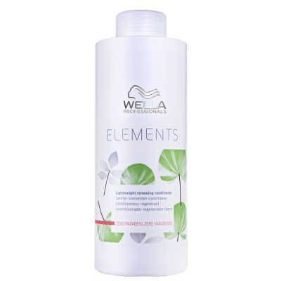 Wella Professionals Elements Lightweight Renewing Conditioner - Condicionador 1000ml